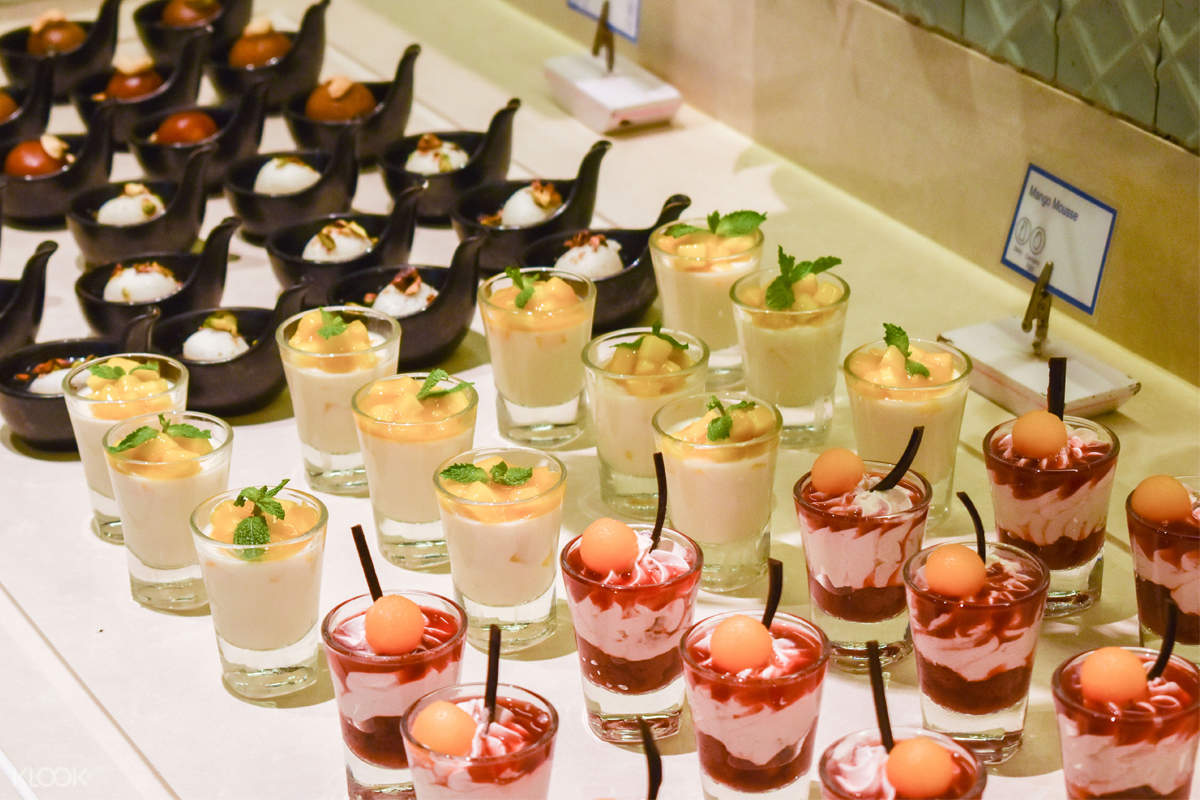 [In-house Buffet] Sea Breeze Cafe at Holiday Inn Phuket